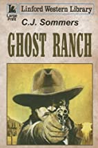 Ghost Ranch (Linford Western Library) by C.…