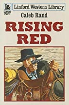 Rising Red (Linford Western Library) by…