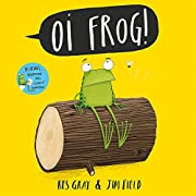 Oi Frog! (Oi Frog and Friends) por Kes Gray