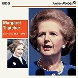 Margaret Thatcher : interviews 1975 - 1990