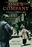 One's company : a journey to China in 1933 / Peter Fleming