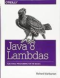 couverture du livre Java 8 Lambdas