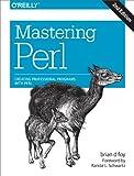 couverture du livre Mastering Perl