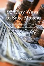 92 Easy Ways to Save Money: Simple,…