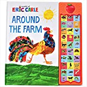 Eric Carle: Around the Farm: Play-a-Sound by…