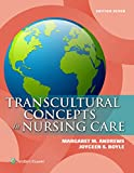 cover of book titled Transcultural Concepts in Nursing Care, Seventh Edition