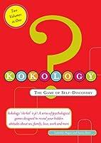 Propkokology by Tadahiko Nagao . Isamu Saito