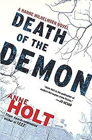 Death of the demon : a Hanne Wilhelmsen…