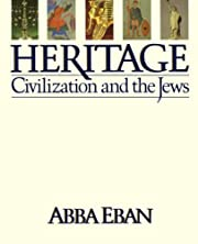 Heritage: Civilization and the Jews av Abba…