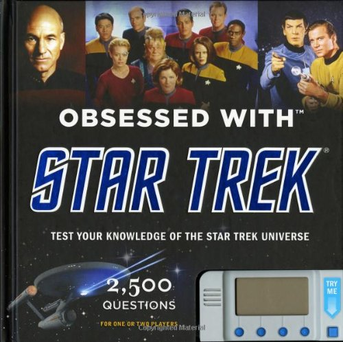 Image for Obsessed With Star Trek