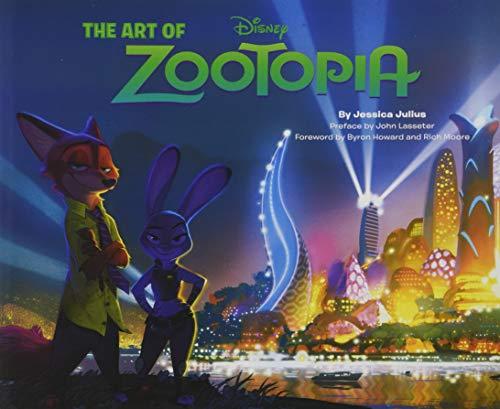 Descargar The Art Of Zootopia De Jessica Julius,Byron ... @tataya.com.mx 2021