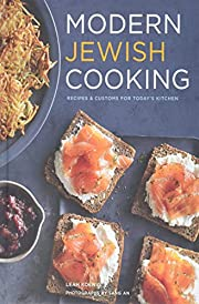 Modern Jewish Cooking: Recipes & Customs for…