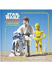 Star Wars Epic Yarns: A New Hope de Jack…