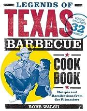 Legends of Texas Barbecue Cookbook: Recipes…