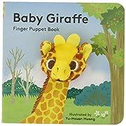 Baby Giraffe: Finger Puppet Book: (Finger…