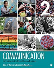 Communication: A Critical/Cultural…
