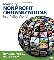 Managing Nonprofit Organizations in a Policy…