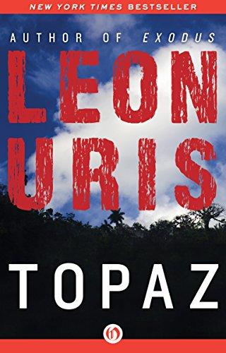 Topaz written by Leon Uris