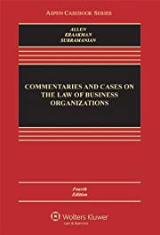 Commentaries and Cases on the Law of…
