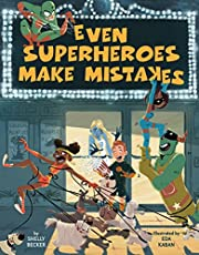Even Superheroes Make Mistakes af Shelly…