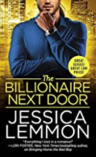The Billionaire Next Door by Jessica Lemmon
