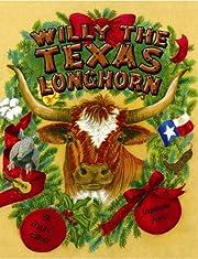 Willy the Texas Longhorn por Alan Elliott