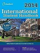 International Student Handbook 2014 by The…