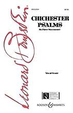 Chichester Psalms by Leonard Bernstein