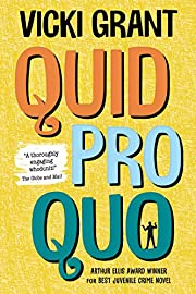 Quid pro quo af Vicki Grant