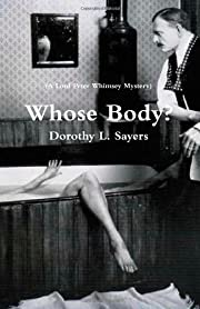 01-Whose Body? (A Lord Peter Whimsey…