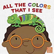 All the Colors That I See (board book)…