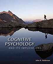 Cognitive Psychology and Its Implications…