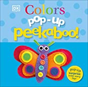 Pop-Up Peekaboo! Colors: Pop-Up Surprise…