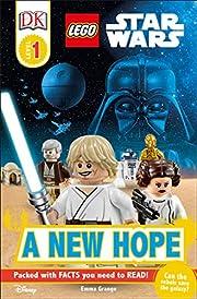 DK Readers L1: LEGO Star Wars A New Hope af…