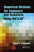 Numerical Methods for Engineers and…
