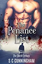 David The Penance List by S C Cunningham