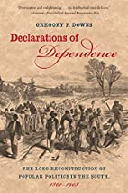 Declarations of Dependence: The Long…