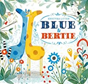 Blue and Bertie af Kristyna Litten