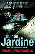 Private Investigations by Quintin Jardine