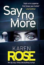 Say No More (The Sacramento Series Book 2)…