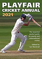 Playfair Cricket Annual 2021 av Ian Marshall