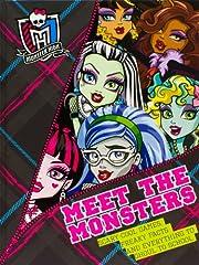 Monster High: Meet The Monsters por Parragon…