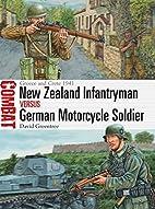 New Zealand Infantryman vs German Motorcycle…