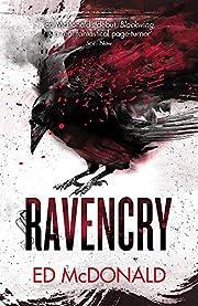 Ravencry: The Raven's Mark Book Two av Ed…