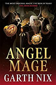 Angel Mage por Garth Nix