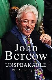 Unspeakable : the autobiography av John…