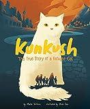 Kunkush: The True Story of a Refugee Cat