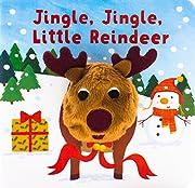 Jingle, Jingle, Little Reindeer por Parragon…