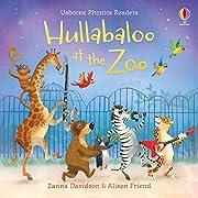 Hullabaloo at the Zoo de Zanna Davidson