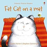 Fat Cat on a Mat - Phonics Readers de…